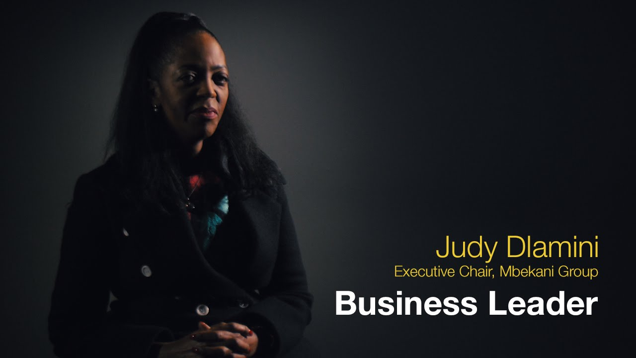 Series 2, Episode 2: The Judy Dlamini Business Leadership journey