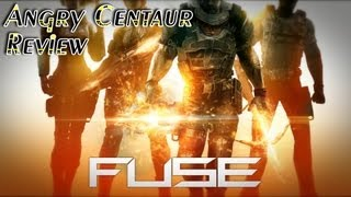 Fuse Review (X360) Insomniac Games
