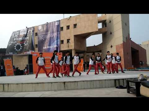 IIT Delhi dance performance,MTV campus Diaries