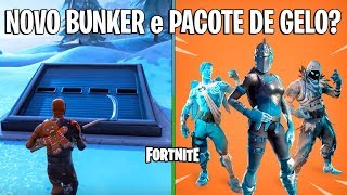 FORTNITE-NEW SNOW BUNKER and ICE SKINS PACKAGE?