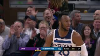 Okogie Goes Off vs Kings
