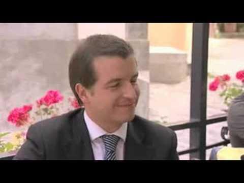 Italian Property Lawyer Nick Metta  TV  in Tropea Calabria