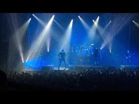 Architects - Gravity Saint-Petersburg Live 04.02.17