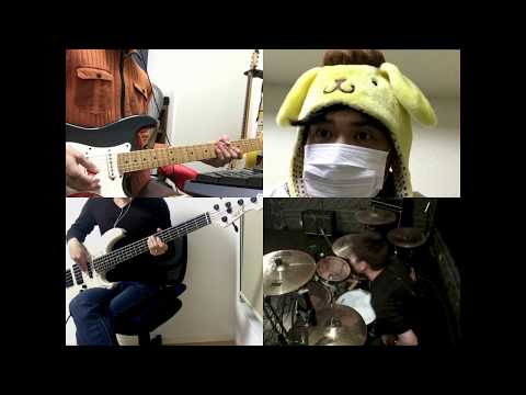[HD]Kemurikusa OP [KEMURIKUSA] Band Cover