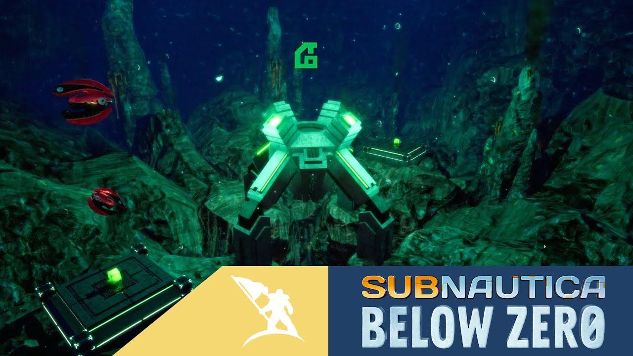 Subnautica: Below Zero Stranger Pings Update