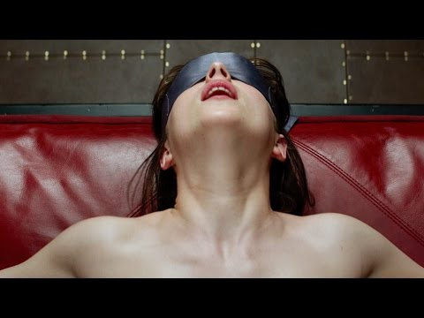 Fifty Shades Of Grey Trailer Official