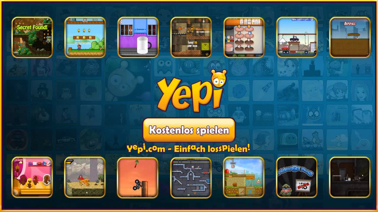 Play Yepi Games – Extended Version – Germany