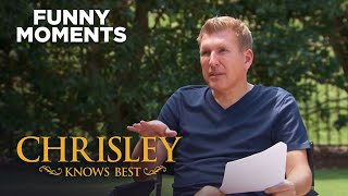 Chrisley Knows Best | Todd Makes Nanny A Stage Star | Funny Moment | S7 Ep 20 | on USA Network