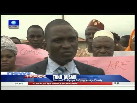 Ikorodu Residents Decry Vacation Order Of State Govt. 31/07/15