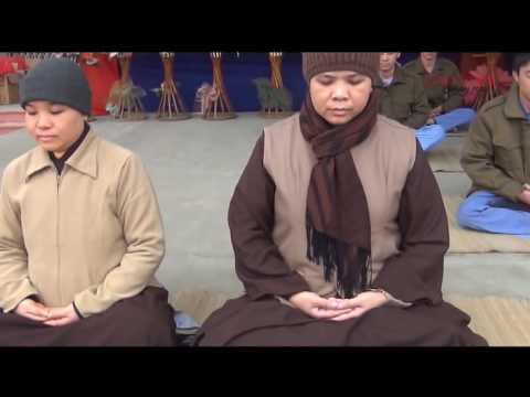 Hướng dẫn tư thế ngồi thiền và xả thiền - Thích Nhật Từ