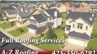 A-Z Roofing, Marysville, WA