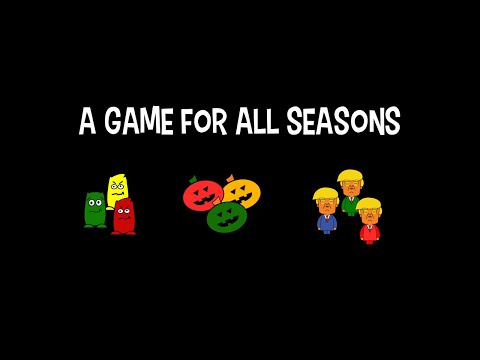 Hop Skip and Thump - A Game for All Seasons