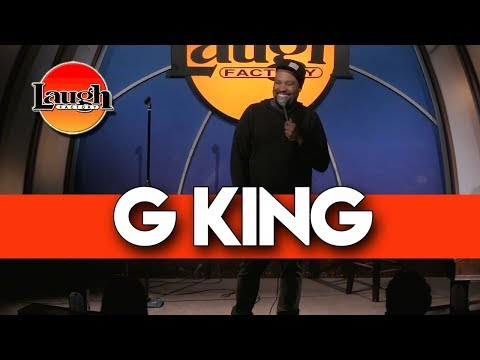 G King | $2 on 5 | Laugh Factory Stand Up Comedy