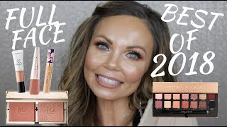 FULL FACE OF FAVORITES OF 2018 IN EACH CATEGORY