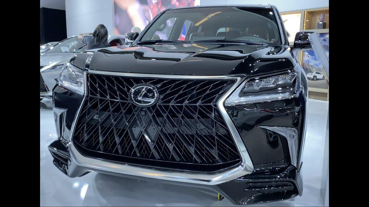 Lexus LX 570 Sport 2020
