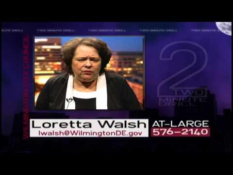 Two Minute Drill  August 23, 2012  Loretta Walsh