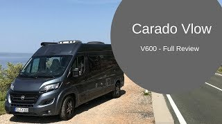 Carado Vlow V600 Full Review May 2018