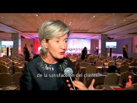 IWDC 2015: Isabelle Conner, Group Chief Marketing Officer Generali