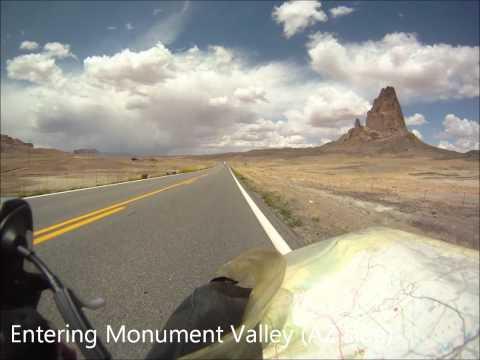 Cycling from Las Vegas to Santa Fe May 2011