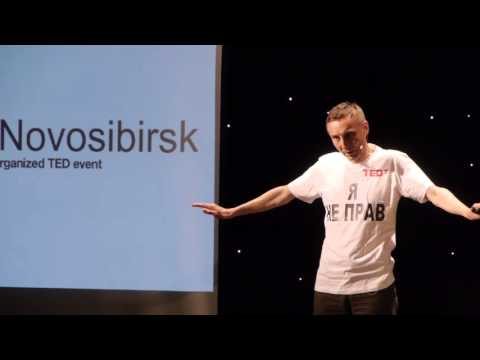 Map and Territory | Evgeniy Ksenchuk | TEDxNovosibirsk