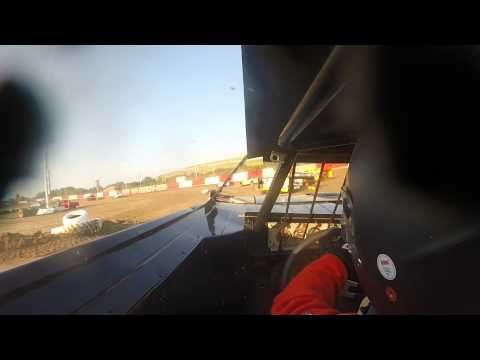 Limited Late Model Heat - East Bay Raceway Park 5/9/2015