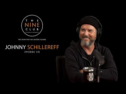 Johnny Schillereff  The Nine Club With Chris Roberts  Episode 118