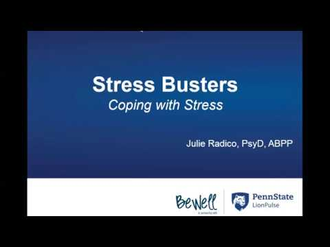 Stress Busters: Coping with Stress