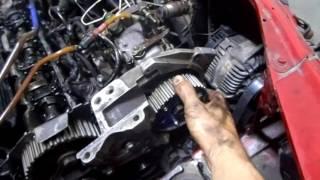 Adaptare Pompa Lucas-cav Pe Motor Renault Cu Delphi