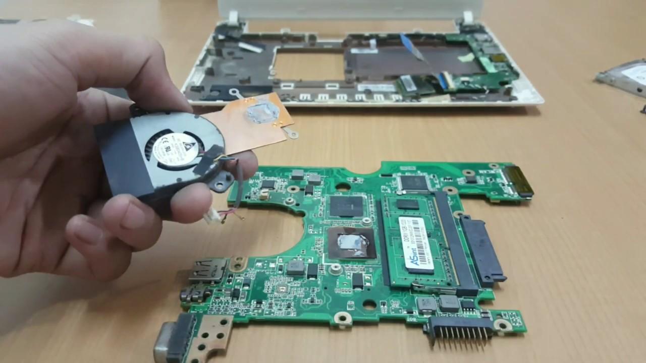 Cara Mengatasi Kipas Laptop Yg Berisik 1 2 Membongkar Membersihkan