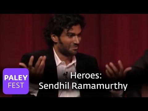 Heroes  Sendhil Ramamurthy on Suresh's Age Paley Center, 2007