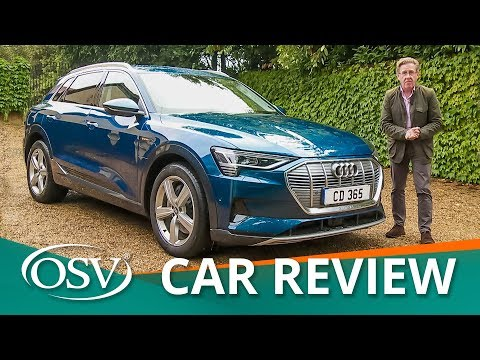 Audi e-tron Review 2019 - It's electric, but not as you know it...