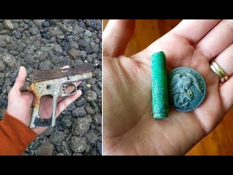 25 najčudnijih stvari koje su ljudi našli na plažama širom sveta