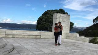 Bari & Wimmy - Kizomba at Massey Memorial (Mika Mendes - So Momento)