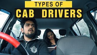 Types Of Cab Drivers ( ft. SilentStuff)   Yippikay