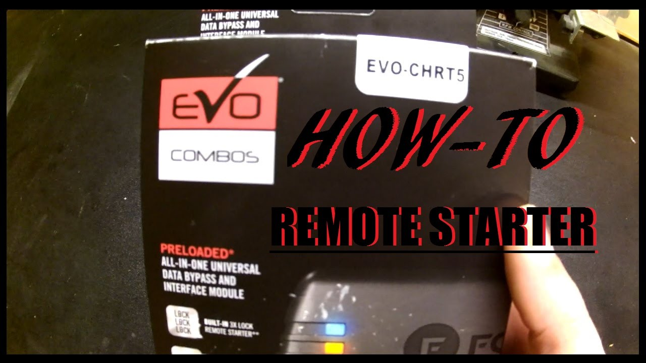 How To Install A Remote Starter 2007 2015 Jeep Jk Jku Youtube Wiring Harness