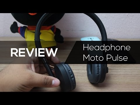 Headphone Moto Pulse | Review Brasil