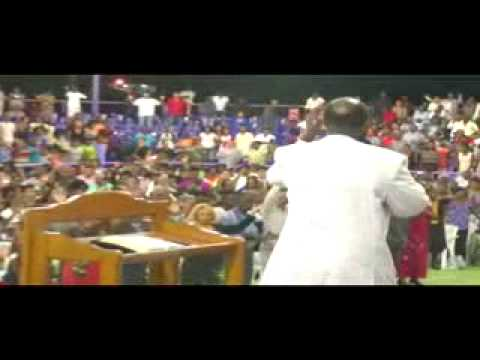 SURINAME HEALING SERVICE PART 1 -The Prophet of The LORD