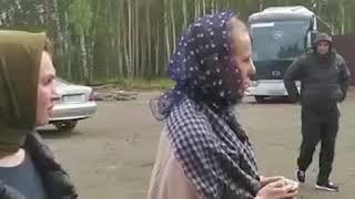 Екатеринбург: Ксения Собчак приехала в монастырь
