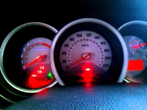 Falla Nissan Tiida Con El Inmovilizador
