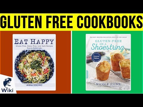 10 Best Gluten Free Cookbooks 2019
