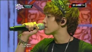 Cover images 에프티아일랜드_좋겠어 (I Wish by FTISLAND @Mcountdown 2012.09.13)