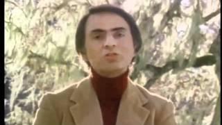 The uncertainty of God (Carl Sagan in cosmos series)