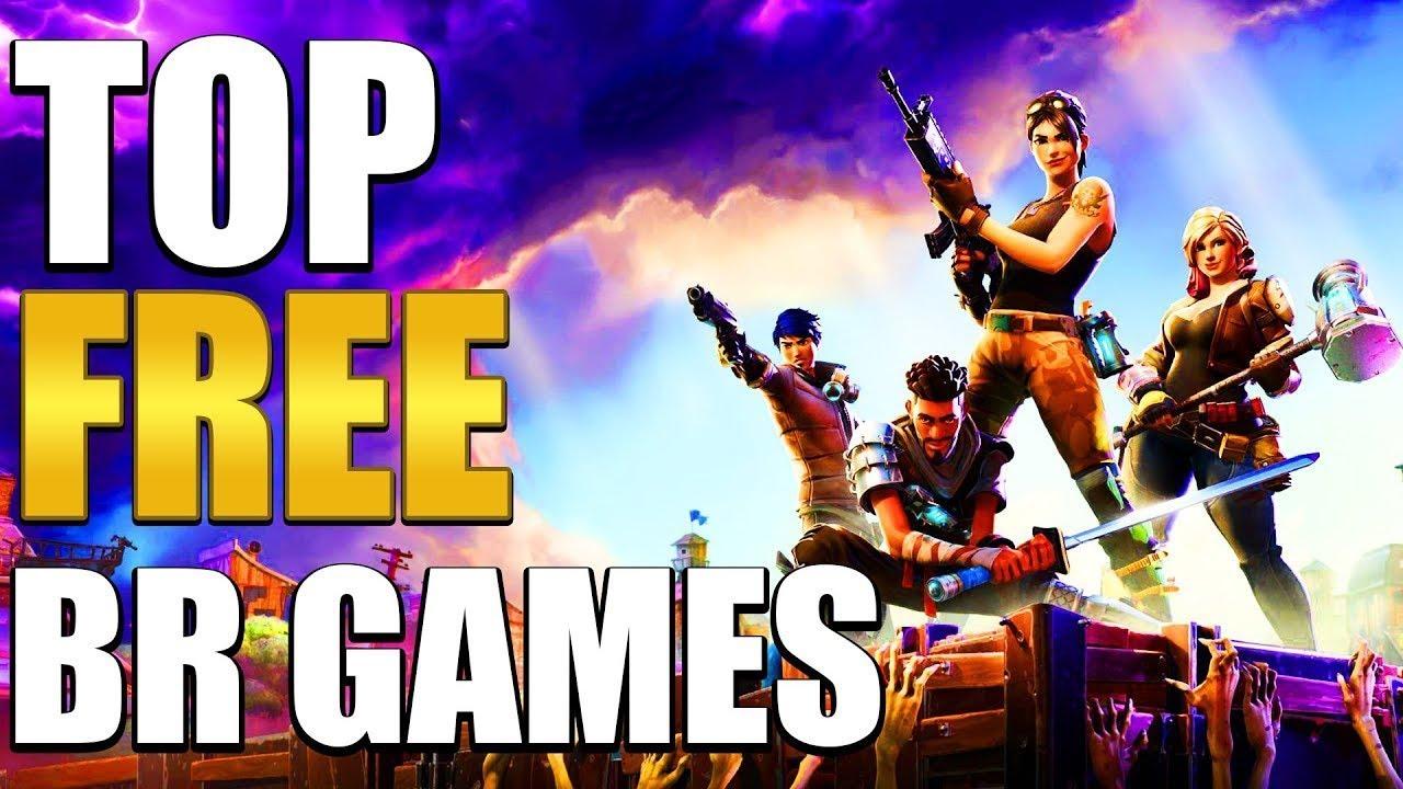 🥇 10 Best Battle royale Games like PUBG Mobile or Fortnite
