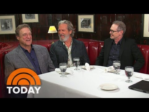 Jeff Bridges, John Goodman And Steve Buscemi Talk 'The Big Lebowski' In Extended Inteview | TODAY