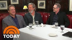 Jeff Bridges, John Goodman And Steve Buscemi Talk 'The Big Lebowski' In Extended Inteview   TODAY
