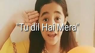 quotTu dil hai meraTu jaan hai meriquot full song with Musica from kulfi kumar bajewala