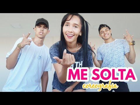 Me Solta - Nego Do Borel ft. DJ Rennan da Penha | Cia Vitória-Régia (Coreografia)