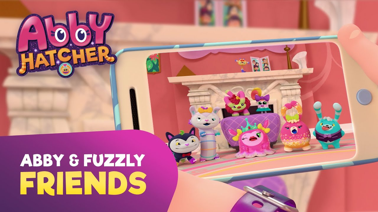 Abby Hatcher | Episode 30 Abby Takes A Picture | PAW Patrol Official & Friends