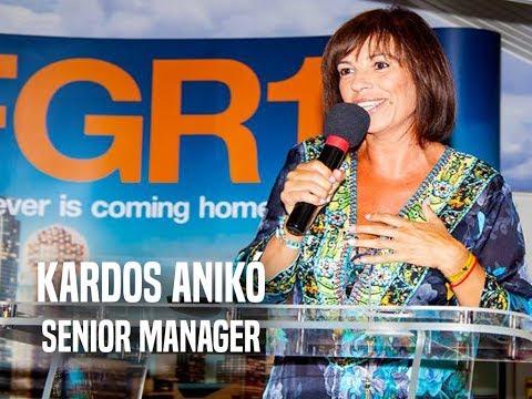 Vendégünk - Kardos Anikó, Senior Manager!