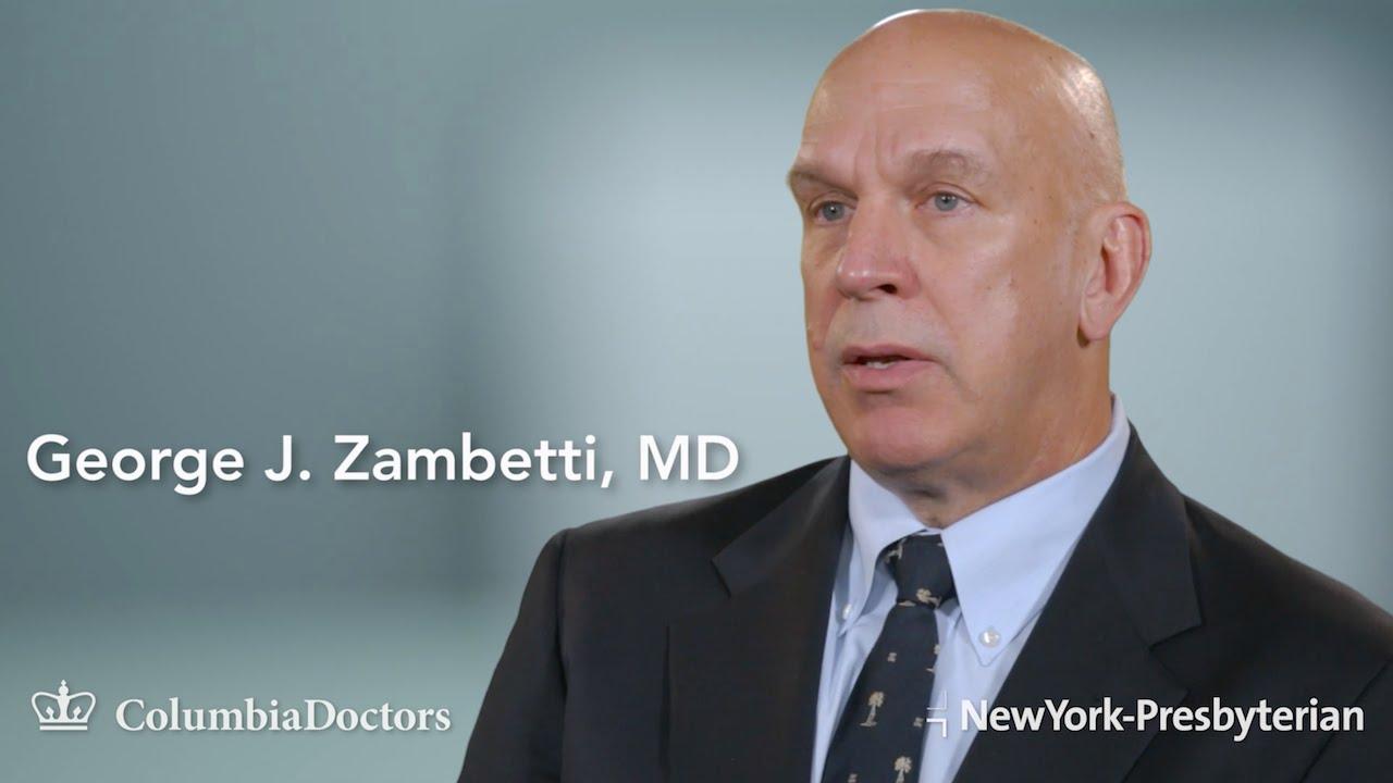 George J  Zambetti, Jr , MD – Sports Medicine Surgeon at ColumbiaDoctors